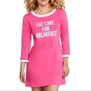 ♠️ Kate Spade ♠️ Eat Cake For Breakfast Night Gown